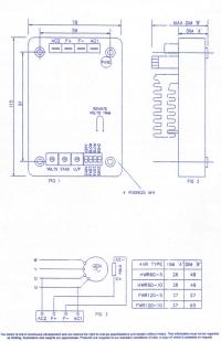 Roper Electronics FWR120-5